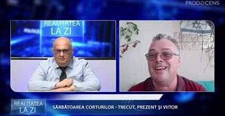 SĂRBĂTOAREA CORTURILOR - TRECUT, PREZENT ŞI VIITOR 🔴 Invitat: Daniel Stanger
