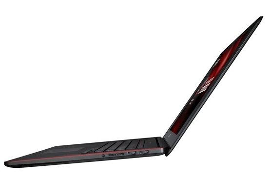 Asus 15.6-Inch GX500 Gaming Laptop