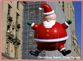 Santacon 2015 Christmas Santa Claus Parade Live Pictures