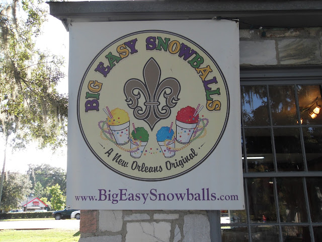 Big Easy Snowballs