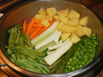 Aprende a cocinar tus alimentos al vapor for Cocinar zanahorias al vapor
