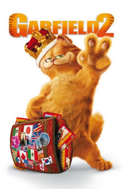 Garfield 2 อลเวงเจ้าชายบัลลังก์เหมียว