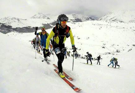 SKI RACE COPA NORTE CUETU NEGRU