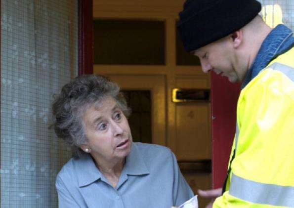 doorstep elderly