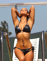 Melissa Riso strikes a pose in a Bikini for a new Photoshoot