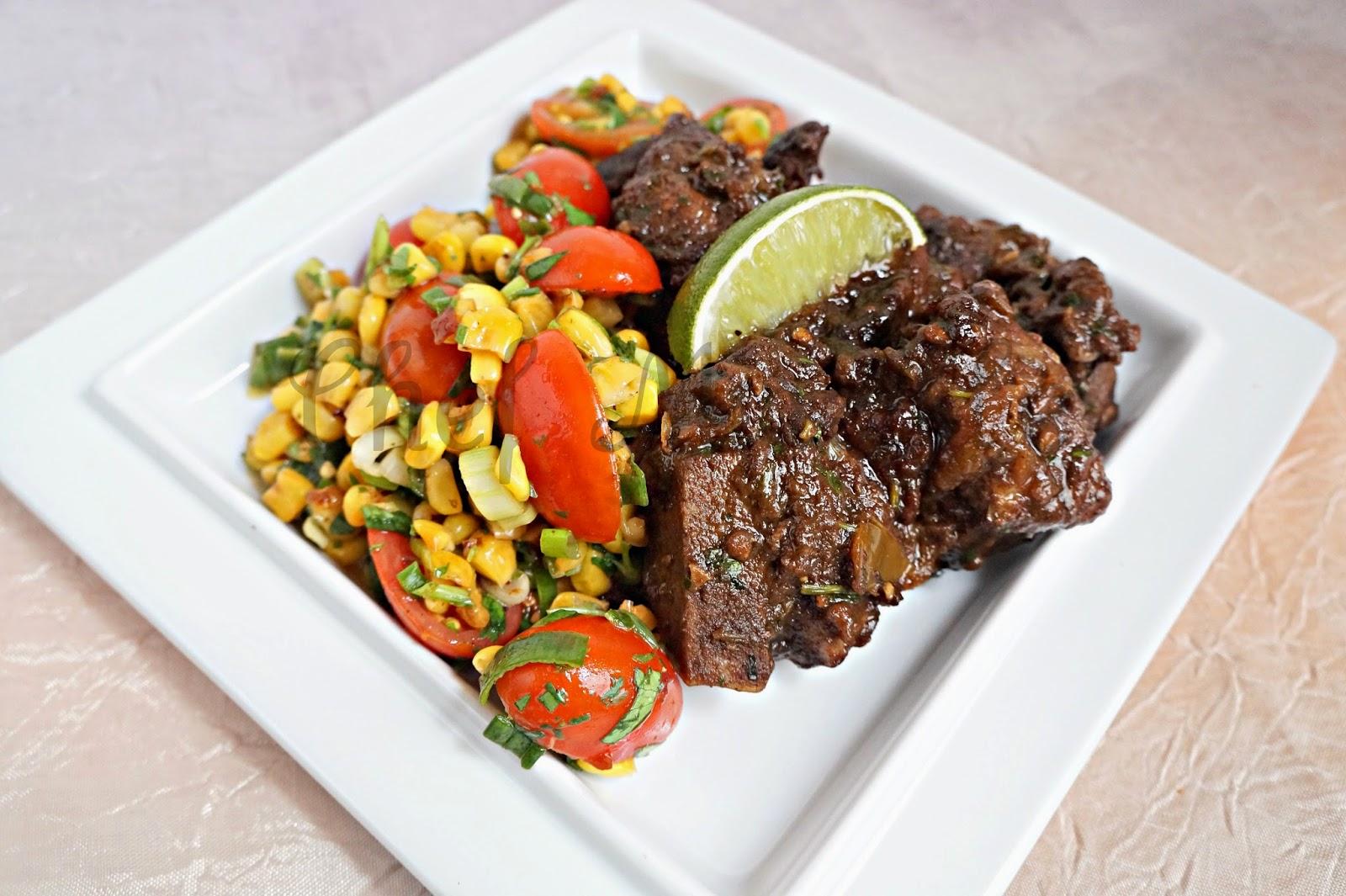 Vegetarian, Thai Five Spice Pork