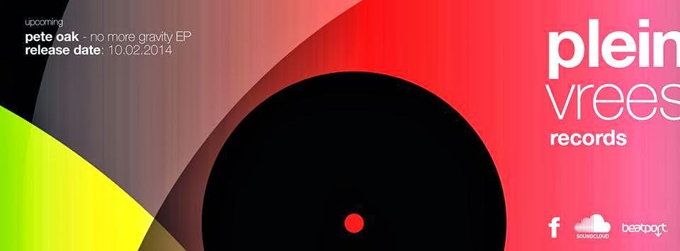Pete Oak - No More Gravity EP