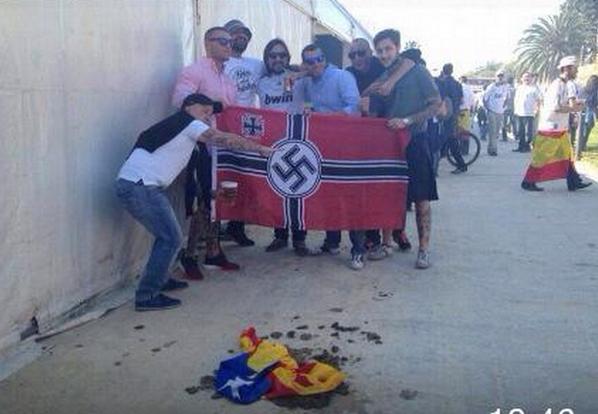 Real Madrid Fan Zone Valencia April 16 2014 Sisquereeu Bac