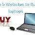 Top 5 Websites to Buy laptops