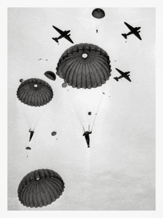 my experience as a paratrooper with the 101st airborne division E company, 2nd battalion of the 506th parachute infantry regiment of the 101st  airborne division, the screaming eagles, is a company in the united states  army the experiences of its members during world war ii are the subject of the.