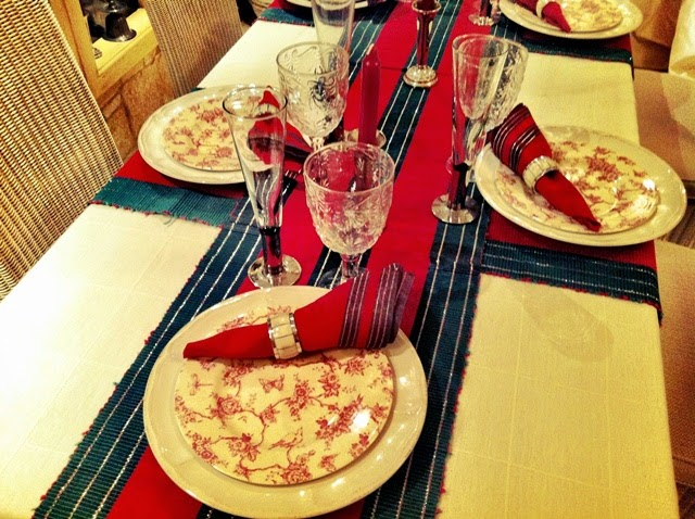 Mylimassol How To Set Up A Christmas Dinner Table