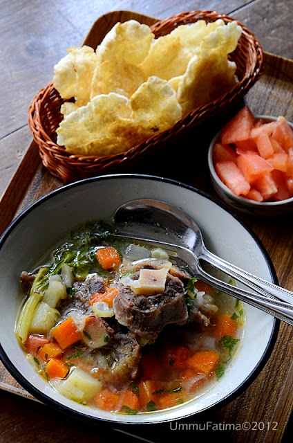sop buntut