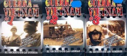 caratula documental La guerra de Vietnam: 2- El secreto de las armas