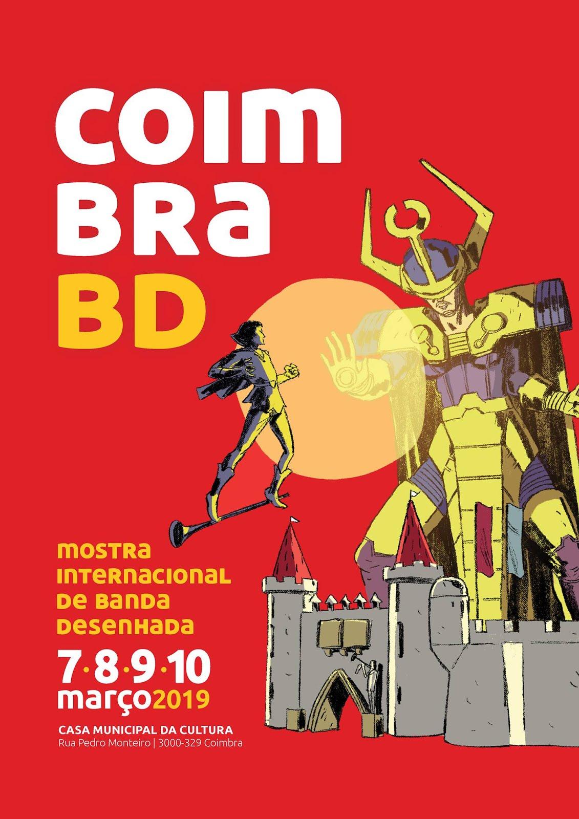 COIMBRA BD 2019