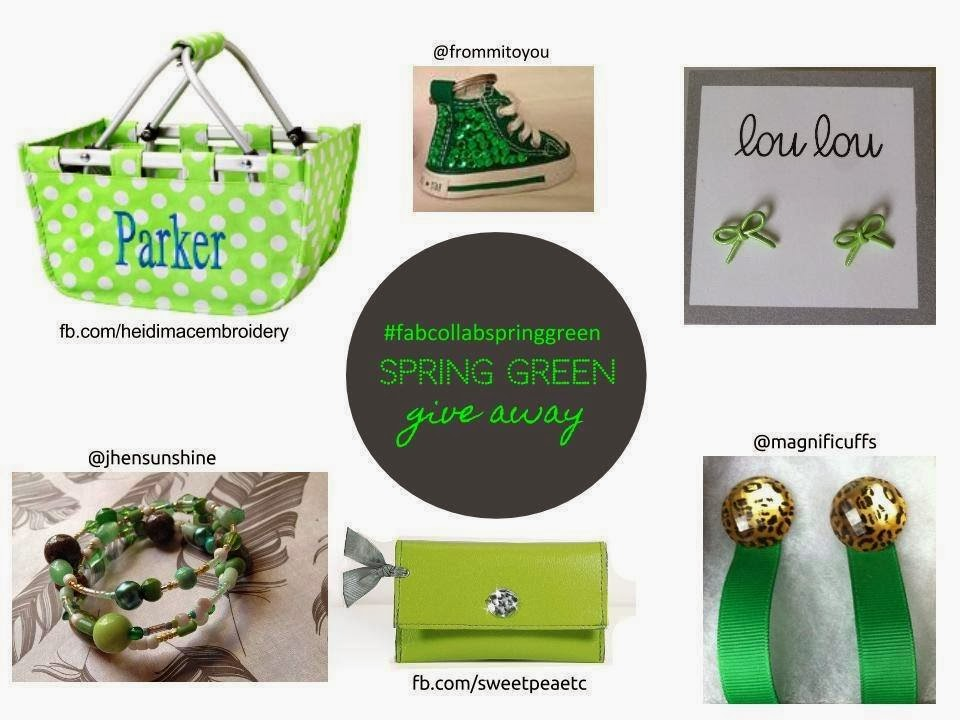 Crafty Spring Giveaway