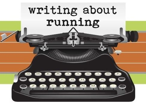 writing about running