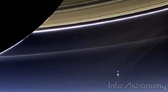 Inilah Teori Pembentukan Cincin Saturnus