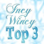 TOP 3 @ Incy Wincy Designs.