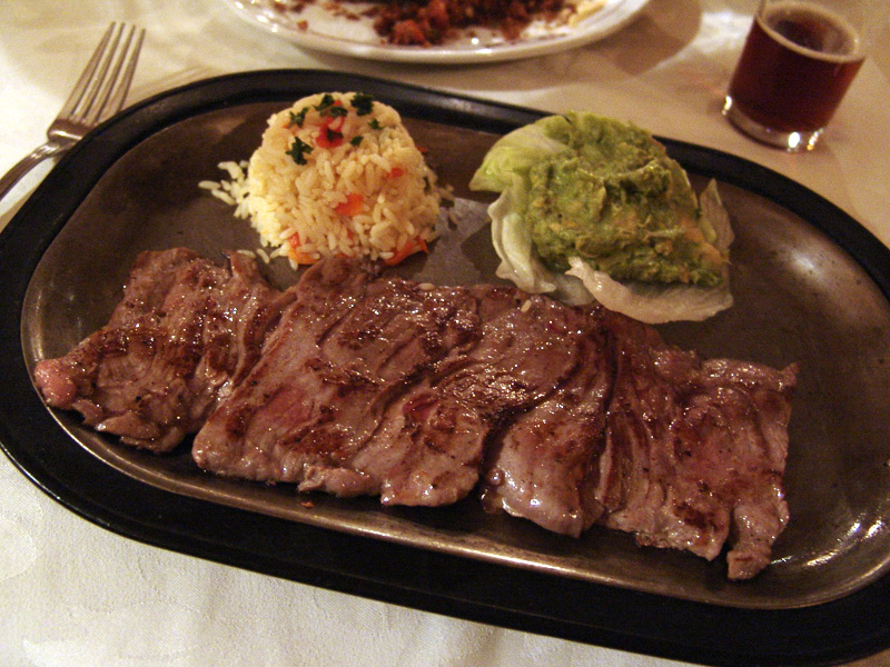 comida tipica cuahutemoc chihuahua: