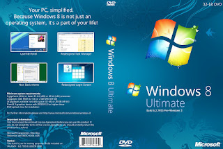 Microsoft Windows 8 version