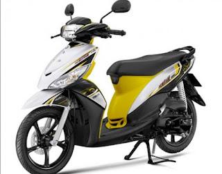 Yamaha Mio-J