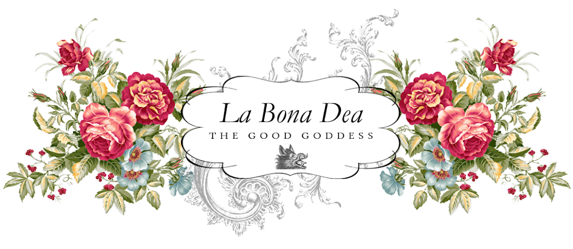 La Bona Dea - The Good Goddess