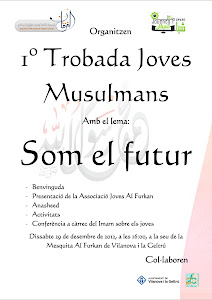 1 Trobada Joves Musulmans