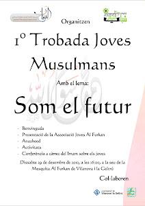 1º Trobada Joves Musulmans