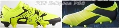 Chuteira Adidas X 15 - PES PS2
