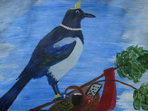 Goodbye Magpie