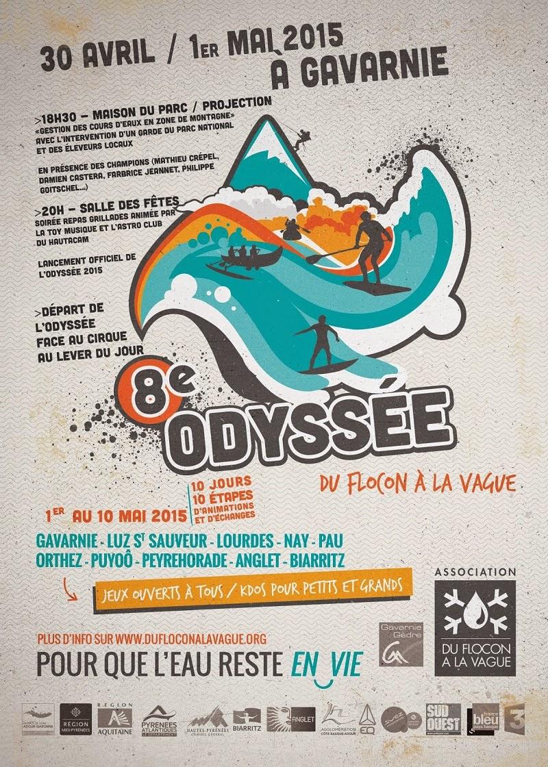 ODYSSEE SOLIDAIRE 2015  Du 1er au 10 mai 2015