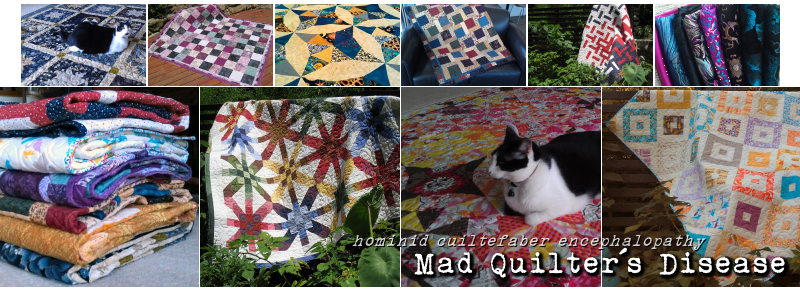 Mad Quilter&#39;s Disease