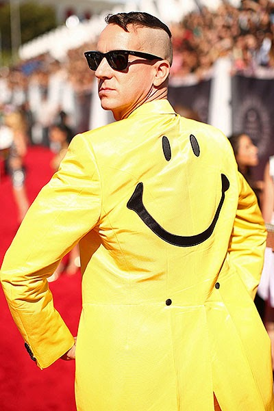 Jeremy Scott at the MTV VMA 2014