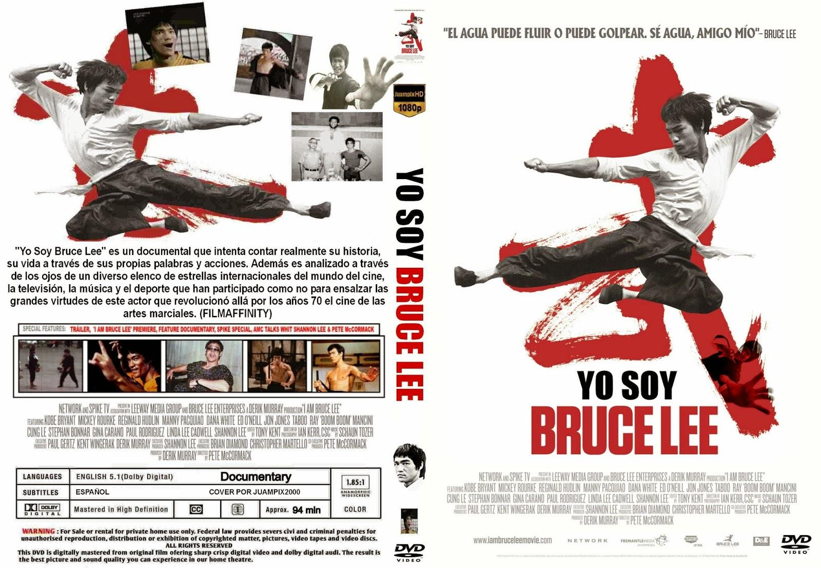 Yo Soy Bruce Lee DVD