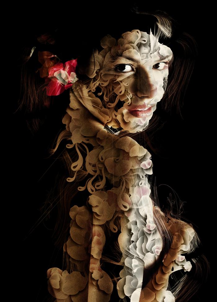 Wallpaper Artworks - Portraits