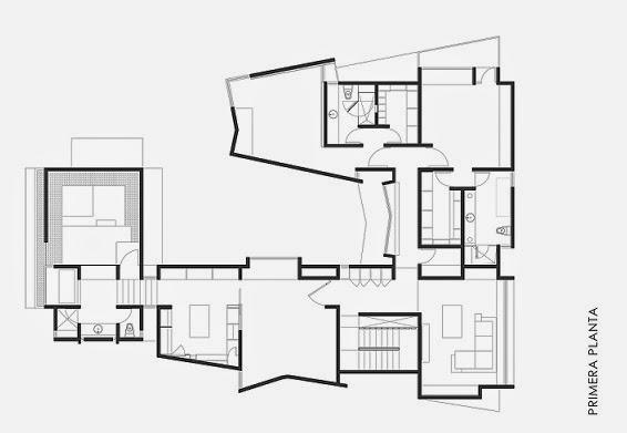 Arquitectura casaval agua luz y naturaleza costa rica for Casa moderna autocad