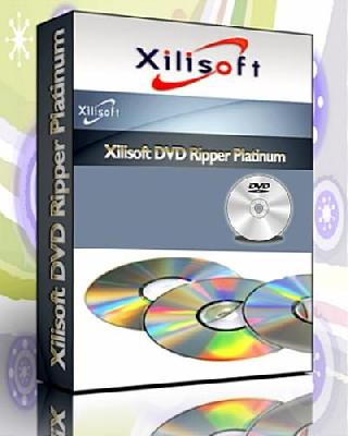 Xilisoft DVD Ripper Platinum version 7.3.0.20120529 Portable