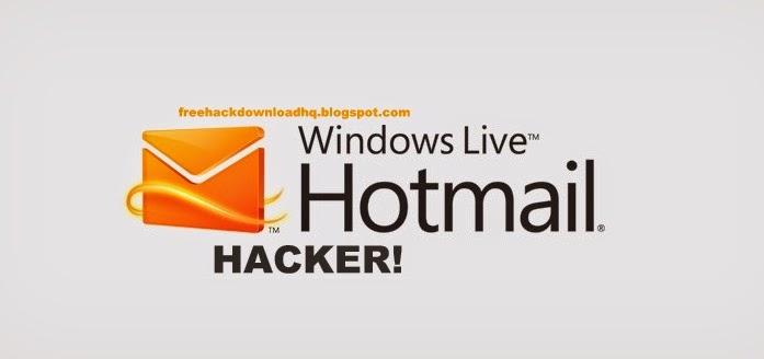 hotmail password hacker 2014 free hack centre download