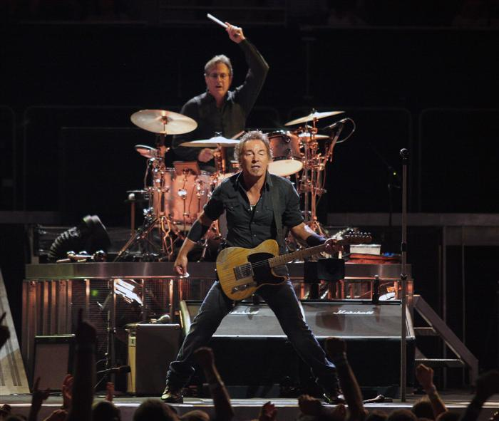 Bruce-Springsteen - Voice insured for $ 5.7 million