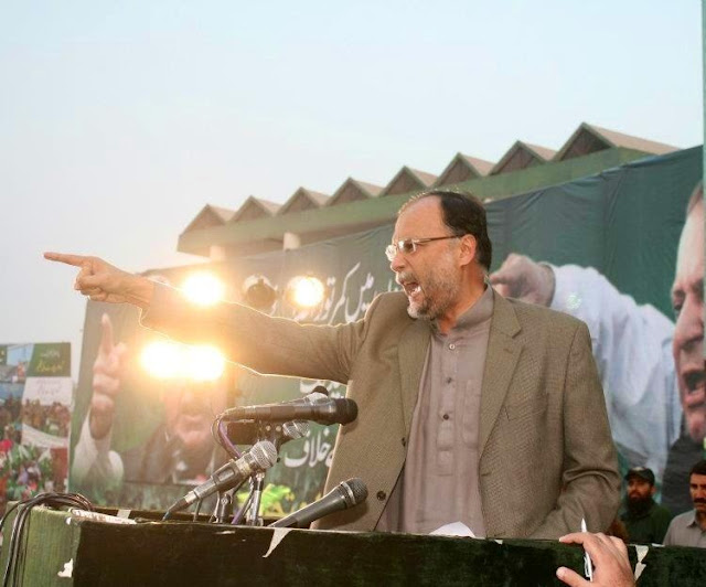 Ahsan Iqbal: Local body elections to be held in November 2013