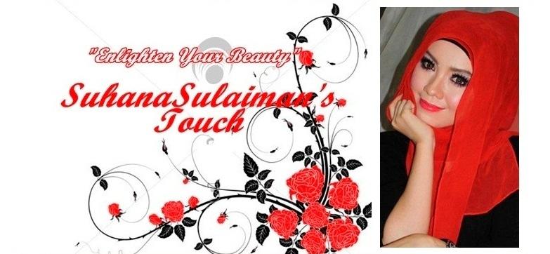 suhanasulaiman's touch
