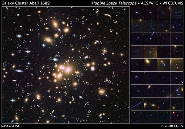 Descobertas as menores, mais leves e mais antigas galáxias do Universo (com video)