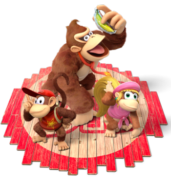 La familia DK: