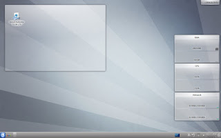 Kubuntu 12.04 desktop