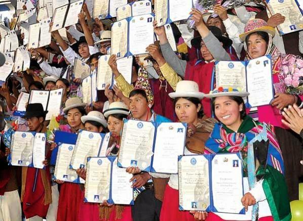 ... están listos para trabajar | NOTICIAS DE UNIVERSIDADES DE BOLIVIA