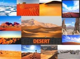 ETIENNE A EVOLUE SUR LES DESERTS DU MONDE