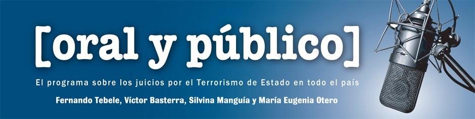 Oral y Público