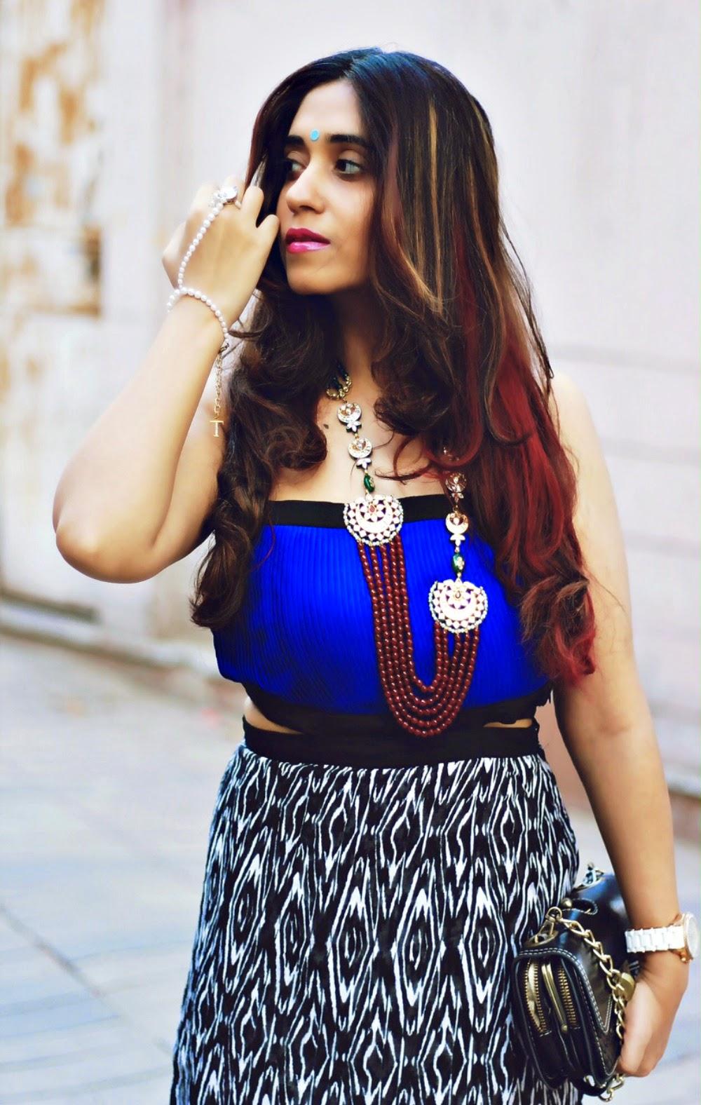 kundan designer jewellery by tanishq