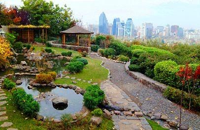 Parque metropolitano de santiago do chile dicas das am ricas for Precio entrada jardin botanico madrid