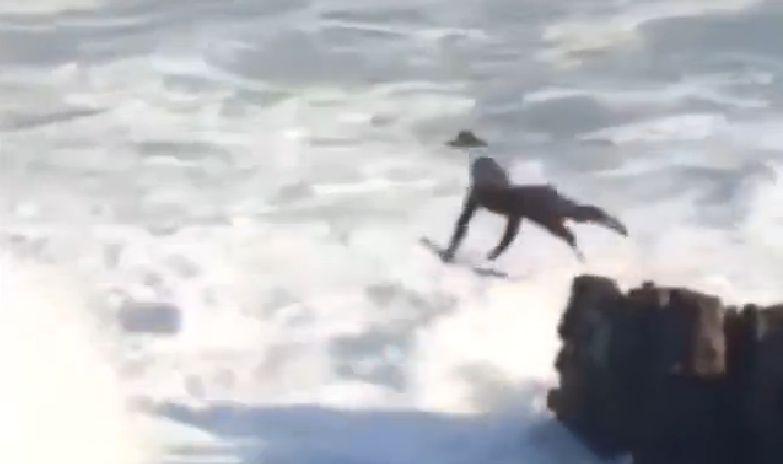 enganchado al surfing